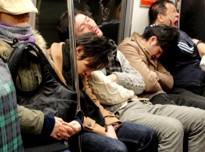 Schlafwaggon
